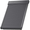 VELUX Solar-Rollladen SSL FK06 0000S Aluminium Dunkelgrau 66x118cm