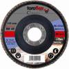 Toroflex Universal Fächerschleifscheibe Stahl NK60 115 x 22,23 mm