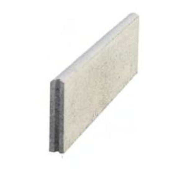 Beeteinfassung Beton kann beeteinfassung beton 1 000 x 60 x 250 mm beton
