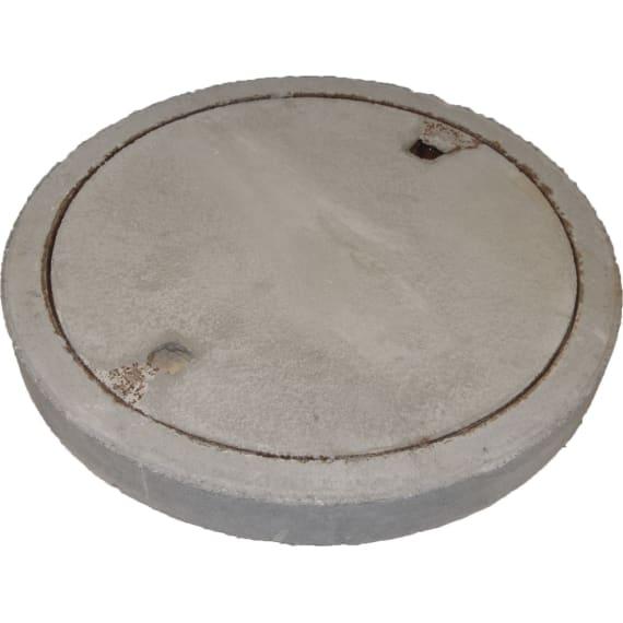 Schachtabdeckung Göbeldeckel A 15 600 mm rund