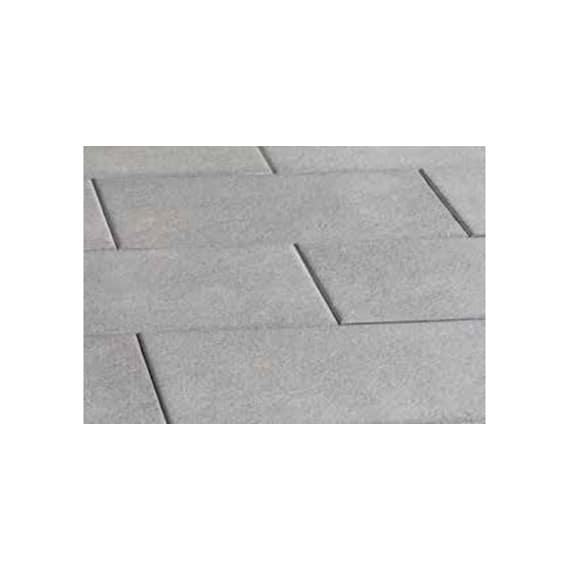 Casafino Terrassenplatte Rustikal Schiefer Graphit X X Cm - Betonplatten 100 x 40