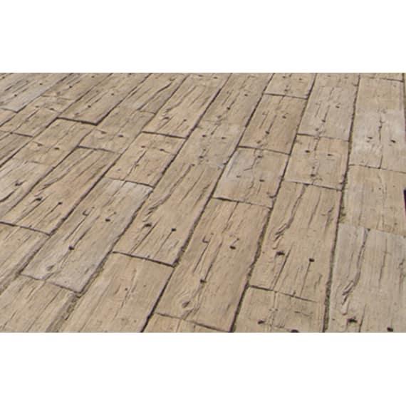 Kann Bradstone Logsleeper Terrassenplatte Antikbraun 25 X 25 X 4 Cm