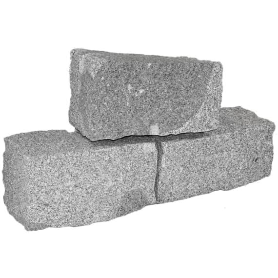 Gartengestaltung Mauersteine, casafino granit-mauerstein allseits gespalten 40 x 20 x 20 cm, 1kg, Design ideen