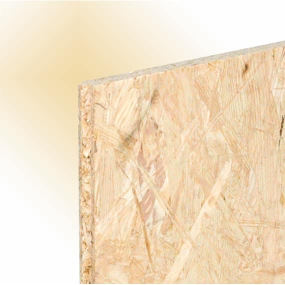 Gut gemocht OSB 3 Verlegeplatte ungeschliffen 12 mm, Nut & Feder, 250 x 67,5 YR73