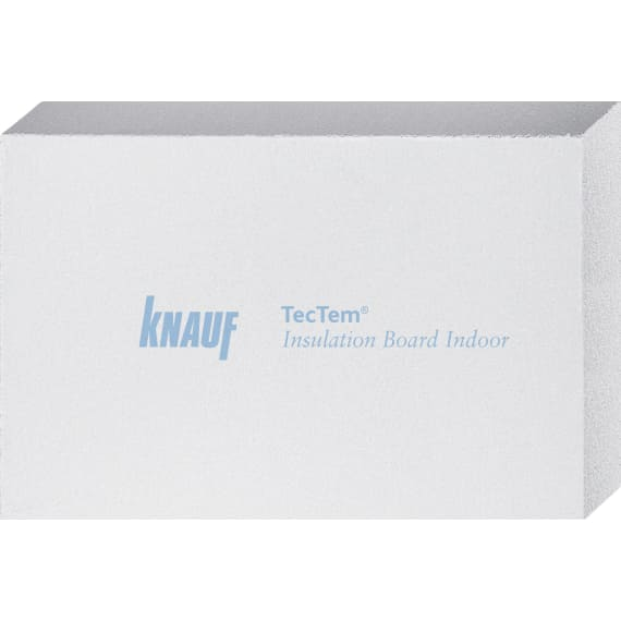 Knauf Tectem Insulation Board Indoor 625 X 416 X 100 Mm