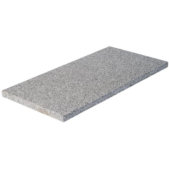 Casafino Bergama Granit Formatplatte 400 X 400 X 30 Mm Grau