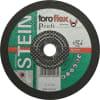 Toroflex Trennscheibe Classic Universal Stein C 30 S4 BF 180 x 22,23 mm
