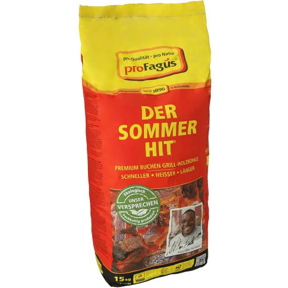 proFagus Der Sommer-Hit Grill-Holzkohle 15 kg