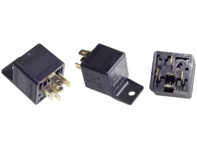 Bosch Relais mit Halter, 12 V, 30 A, 0 332 019 150