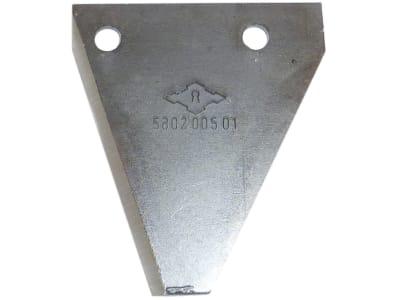 ESM Endklinge 75 x 66 x 2 mm, rechts, für Busatis