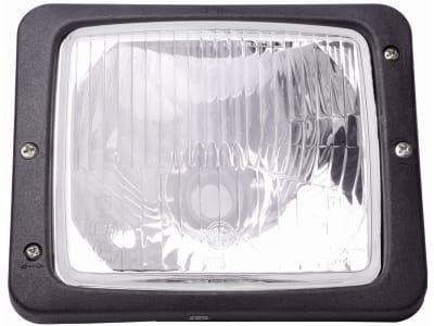 Fendt Hauptscheinwerfer, eckig, links/rechts, R2 (Bilux), 12 V; 24 V, X830160037000