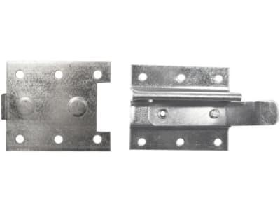 Geka® Blechteil hinten rechts, für Winkelhalter (Best. Nr. 10065179)