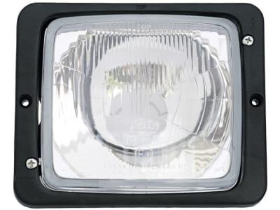 Hella® Hauptscheinwerfer links/rechts, 12 V; 24 V H4, Abblendlicht; Fernlicht, 1AA 004 109-021