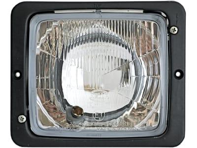 Hella® Hauptscheinwerfer links/rechts, 12 V; 24 V R2 (Bilux), T4W, Abblendlicht; Fernlicht; Positionslicht, 1AA 004 109-031