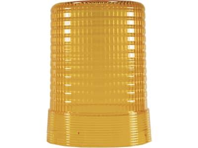 Hella® Lichthaube für Rundumleuchte, orange, Ø 126 mm, Höhe 180 mm, 9EL 856 416-001
