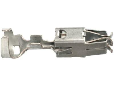 "Herth + Buss Crimpverbinder ""AMP Tyco MPT"" Flachsteckhülse 9,5 x 0,8 mm, Kabel 2,5 – 4 mm², 50 253 323"