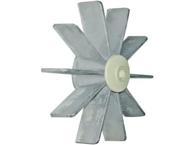 """Hücobi Flügelrad """"Italienisches System"""", Ø 160 mm, Aluminium, für Seitenverteiler, 8388 000003"""