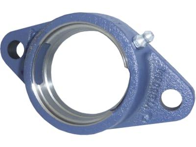 SKF Gußgehäuse oval