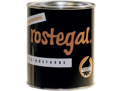 Rostegal® Grundierfarbe, rotbraun