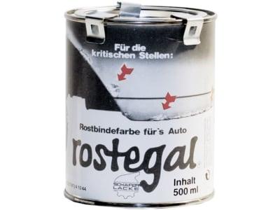 """Rostegal® Grundierfarbe """"Auto-Rostegal"""", schwarz"""