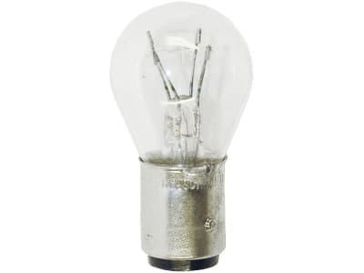 Kugellampe, 12 V; 24 V, BAY15d, für Brems- und Schlusslicht