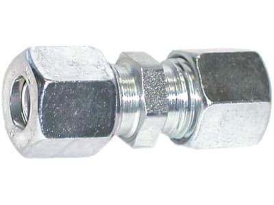 """Verschraubung """"G-L"""", gerade, leicht, auch für Rohrleitungen und Polyamidrohr"""