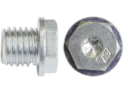 STIHL Verschlussschraube für Freischneider, Motorgeräte, Heckenscheren, 4119 713 6500