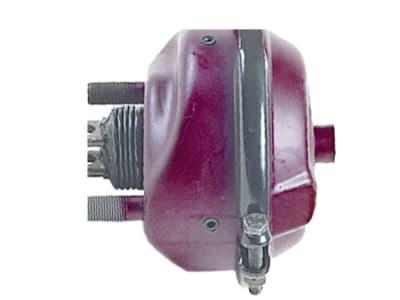 """Wabco Membranzylinder Typ """"12"""", pneumatisch, Nocken, Abdichtung Faltenbalg, Kraftabgabe 4.900 N; 6,8 bar, Hub 57 mm, Neuteil, 423 103 900 0"""