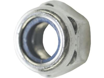 Sicherungsmutter DIN 985 M 16, Güte |8|, Polystop, Stahl, verzinkt; blau passiviert (A2K), 036816