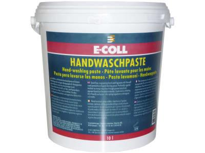 """Handwaschpaste """"E-Coll"""", feines Weichholzgranulat, rückfettend, 10 l"""
