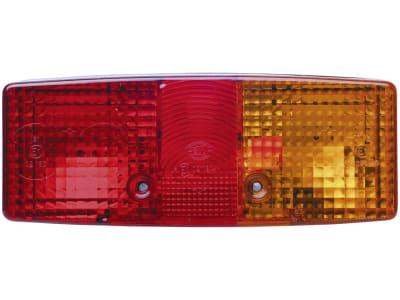 Fendt Schlussleuchte rechts eckig Schlus-, Brems- und Blinklicht E1 130, E1 53253, X830180046000