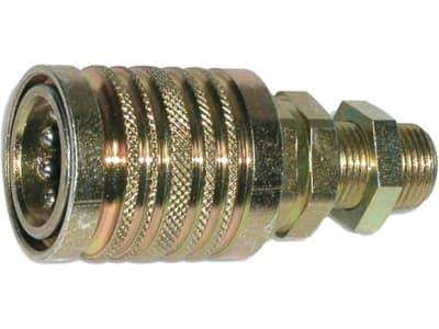 Kupplungsmuffe leicht, Standard, Schottgewinde