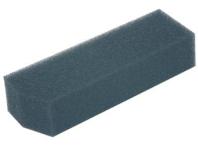 Flachluftfilter für Tecumseh, 153 x 44 x 36 mm, Material Schaumstoff