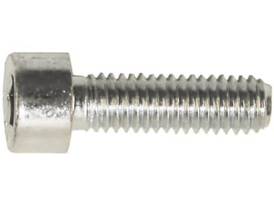 Innensechskantschraube DIN 912, 8.8, Stahl, verzinkt; blau passiviert (A2K), mit Zylinderkopf