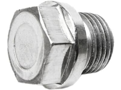 Verschlussschraube DIN 910, zöllig, zylindrisch, Sechskant, Einschraubzapfen Form A (DIN 3852)