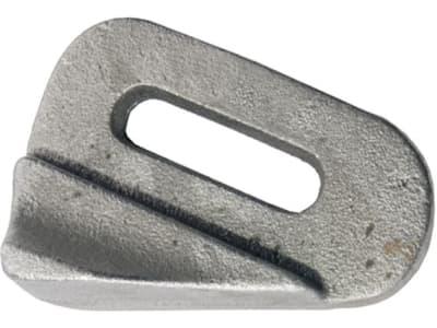 Gussschleifsohle, links/rechts, schmal, G 1-2 N, für Gassner