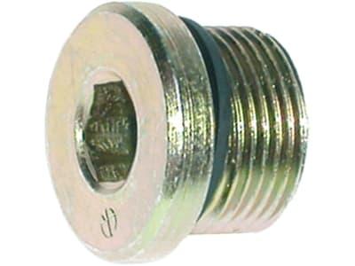 """Verschlussschraube """"VSTI-M"""" metrisch, zylindrisch, Innensechskant, Weichdichtung"""