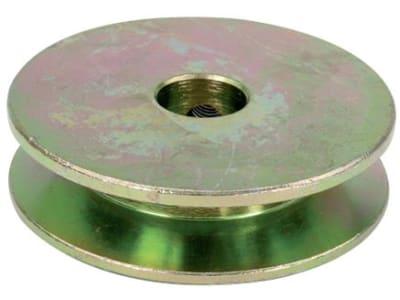 Keilriemenscheibe Ø außen 52 mm, Höhe 14 mm, Stahl, für Castel Garden