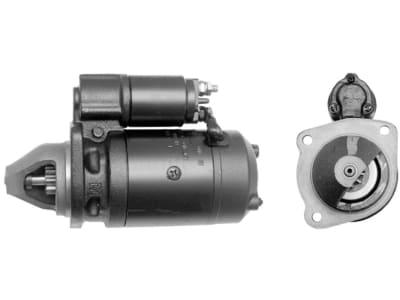 "Letrika Anlasser ""IS0551/AZJ3169"", 12 V, 2,7 kW, 9 Zähne"