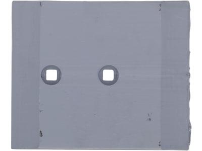 Gleitplatte, kurz, links/rechts, P 58 011 01, für Vogel & Noot