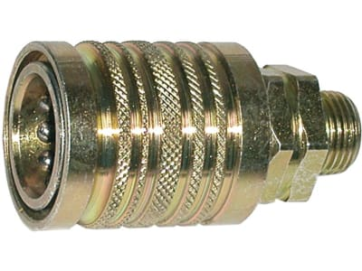Kupplungsmuffe Standard, schwer, BG 03, M 20 x 1,5, RA S 12