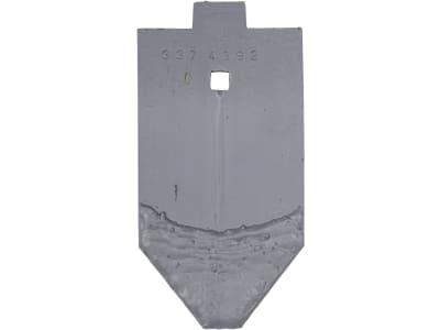 Scharspitze, 120 x 10 mm, aufgepanzert, für Lemken: Smaragd