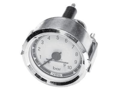 Wabco Manometer Ø 60 mm Betriebsdruck max. 10 bar, 453 002 000 0