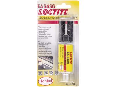 """Loctite® 2-Komponenten-Kleber """"3430"""", 24 ml, 242865"""