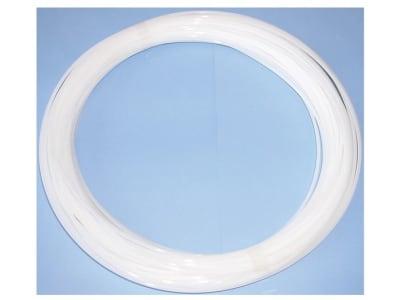 Polyamidrohr DIN 73378, natur, 100 m, Meterware, weichmacherhaltig, für Extrusion, wärmealterungsstabilisiert, lichtstabilisiert