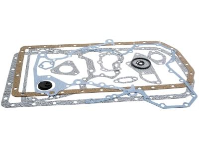 Motordichtsatz unten, Motor 4.039D; 4.039T; 4.219D; 4.239D; 4.239T, Zylinder 4, für John Deere