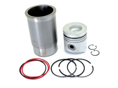 Kolben-/Zylindersatz für 1 Zylinder, Standard, Motor 3.179D; 4.039D; 4.039T; 4.239D; 6.059D; 6.359D, für John Deere