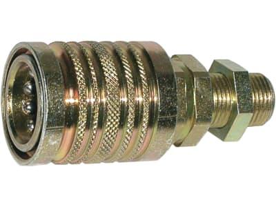 """Kupplungsmuffe """"UDK"""", leicht, unter Druck kuppelbar, Schottgewinde, BG 03"""
