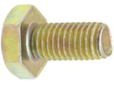 Sechskantschraube M 10 x 1,5 x 20, Linksgewinde, für Freischneider und Motorsense