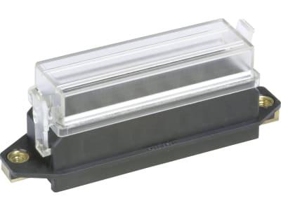 """Herth + Buss Sicherungsdose 115 x 42 x 32 mm, 8-polig, Aufbau für Flachstecksicherungen """"Standard"""", 50 300 823"""